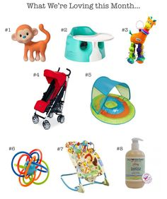 toys for 4 month old