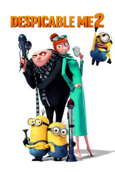Despicable Me 2 was so adorable!!!! I loved it, and I got to see it with my sister, @Jami Beintema Jinkins  ^-^