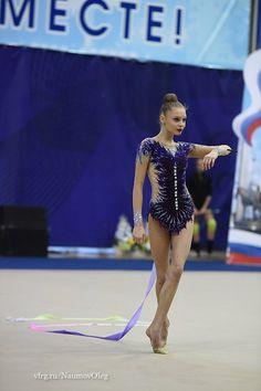 Alisa Sarkisyan (Russia), junior, ribbon 2016