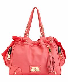 Juicy Couture Handbag, Easy Everyday Nylon Daydreamer Tote