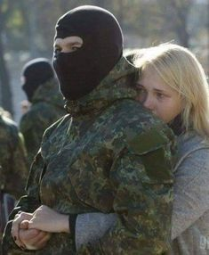 """ceorlhrodberht: """" fnhfal: """" War in Ukraine - Azov Regiment """" Life Goals """" Military Couple Pictures, Military Couples, Military Girlfriend, Military Love, Cute Couple Pictures, Cool Pictures, Cute Couples Goals, Couple Goals, Military Special Forces"""