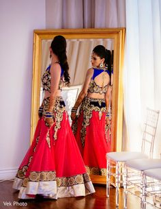 Indian Bridal Portrait http://www.maharaniweddings.com/gallery/photo/84601