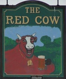 Red Cow - Westfield Road, Harpenden, Hertfordshire, UK.