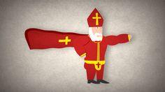 We kennen Sint Nicolaas als vrijgevige goedheiligman. Maar voordat hij met cadeautjes en pepernoten strooide, hielp hij kinderen in nood. Hij werd gepromoveerd tot bisschop en nationale volksheld in Nederland en België.