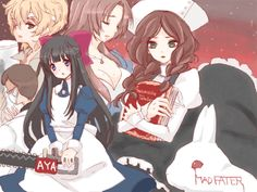 i really hate that maid Rpg, Rpg Horror Games, Mad Father, Alice Mare, Indie Horror, Rpg Maker, Anime, Cartoon, Horror