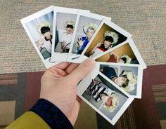 Seokjin, Hoseok, Namjoon, K Pop, Picture Room Decor, Bts Polaroid, Polaroids, Army Room, Bts And Exo