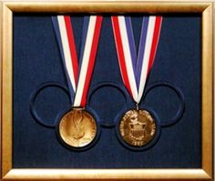 Olympic Medals with