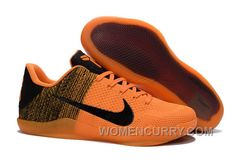 2cd3f09ae9c Nike Kobe 11 Elite Orange Black Basketball Shoes Christmas Deals SX2bk