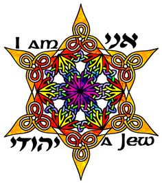 I am a jew---And for  me is a GREAT HONOUR!!!