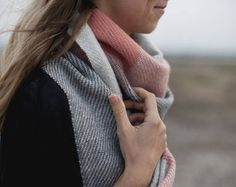 love this field scarf, can't believe its hand woven. perfect fall colors