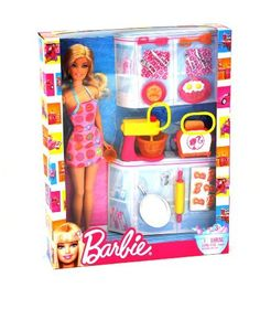 Barbie Doll and Kitchen Accessory Set by Mattel, http://www.amazon.com/dp/B004MFZM84/ref=cm_sw_r_pi_dp_Zxxfrb0019ZS4