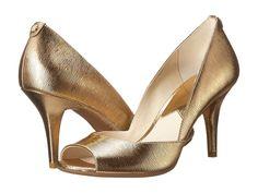 MICHAEL Michael Kors Nathalie Open Toe Heels, on sale here: rstyle.me/~8dutW