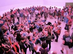 James Turrell installation at Guggenheim Museum | Buy tickets with Harlem Spirituals www.harlemspirituals.com/products/guggenheim-museum.php New York City Museums, James Turrell, Buy Tickets, Spirituality, Concert, Products, Recital, Spiritual, Festivals