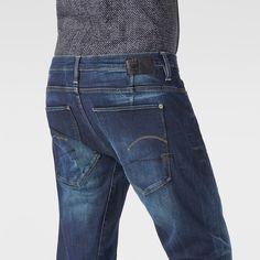 G-Star RAW | Dames | Jeans | Type C 3d Low Waist , Dk Aged