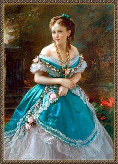 Amazingly beautiful portrait... Roberto Bompiani