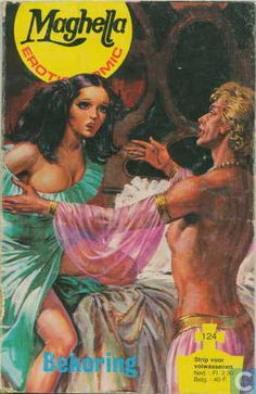 Comic Books - Maghella - Bekoring