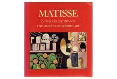 $85. Matisse: Museum of Modern Art, 1978