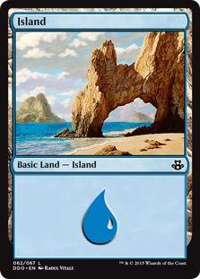 mtg island cards kiora deck - Google Search