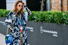 Best of Australian Fashion Week Streetstyle SS1516 13
