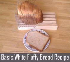Earlier this week on our Facebook page, we asked you if you would like us to share the perfect white bread machine recipe that we finally discovered! I had been experimenting with different recipes for a while. We have some awesome recipes for whole wheat, oat bran and more, but we have a ton of...