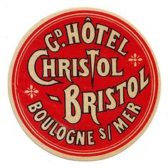 Francia - Boulogne Sur Mer - Gr Hotel Bristol