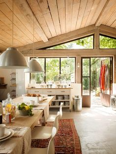 cool Bed and Breakfast Wood Patio in France  #France #Travel       Beautiful place to have a rest !  ++Here...