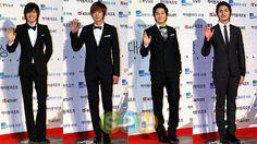 F4 BOF Boys Before Flowers, Boys Over Flowers, Best Kdrama, Bts Korea, Suit Jacket, Breast, Suits, Coat, Movies