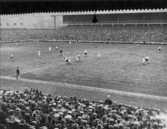 Ewood Park, Blackburn Rovers Football Club, 1935