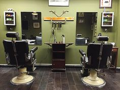 Rocket Barbershop - RocketGarage - Cafe Racer Magazine