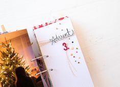 December Daily 2017 ist fertig - Yay :) - Scrap Sweet Scrap December Daily, Christmas Journal, Journal Layout, Junk Journal, Sweet, Scrapbooking, Album, Holidays, Mini