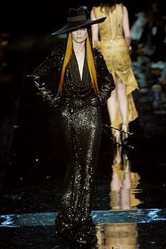 Jean Paul Gaultier Fall 2004 Couture Collection Photos - Vogue