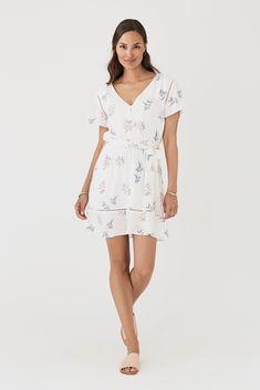 fc190869f5af Reformation Florentine Dress