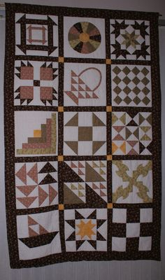 Underground Railroad-whole quilt Colchas Country, African Quilts, Barn Quilt Patterns, Civil War Quilts, Underground Railroad, Sampler Quilts, Barn Quilts, Quilting Projects, Quilting Tips