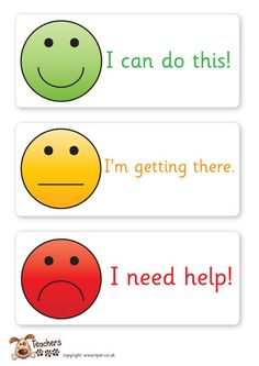 Teacher's Pet - Thumbs up assessment cards - FREE Classroom Display Resource… Formative Assessment Strategies, Student Self Assessment, Assessment For Learning, Learning Targets, Rubrics, Classroom Labels, Classroom Organisation, Classroom Displays, Math Classroom