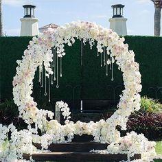 Ashley & Tyler : Unique Glamour at the Park Hyatt Aviara – Blush Botanicals | San Diego Florist | Floral Design