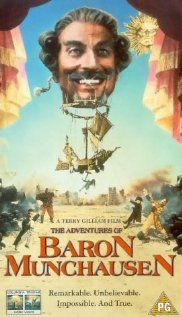 The Adventures of Baron Munchausen (1988)  PG  126 min  -  Action | Adventure | Comedy
