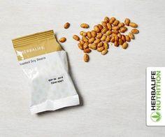 Grãos de soja tostados, excelente alternativa aos aperitivos demasiado calóricos. Ricos em Proteína #proteina #snacks #hipocalorico
