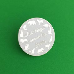 Tin Badge 1980/'s Get Smart READ Love Reading Badge Collectable Library Promotion Badge