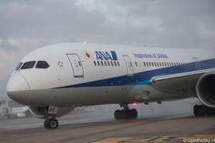 Fotoverslag: ANA lanceert Tokyo-Brussel – video   Up in the Sky