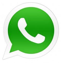 WhatsApp Logo. Groene kleur staat voor fris, groei en geld. Ik denk dat er ook voor groen is gekozen omdat bij apple de 'berichten' ook groen zijn en het nu erg veel op elkaar lijkt. Groei heeft er ook mee te maken aangezien het telkens vernieuwd word. Het logo is rond, een soort van spreek wolkje. Dit natuurlijk omdat het gaat over berichten naar elkaar sturen. (vandaar ook de telefoon in het midden)