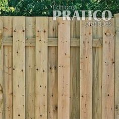Comment construire une clôture 1 - Installer les poteaux - En étapes - Jardinage et extérieur - Pratico Pratique