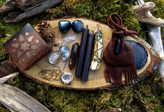The Forest Witch Altar