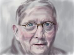 David Hockney | Digital painting