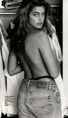 Cindy Crawford 1989 #supermodels #vintage #glamour #retro #nostalgia #1980s #1990s
