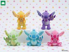 Disney Sega Lilo & Stitch Tiki Charm Plush
