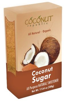 coconut sugar |has vitamins iron zinc potassium and antioxidants, it has minimal effect on blood sugar levels (tastes more like brown sugar than white and is great for baking)