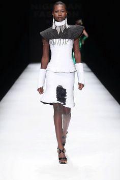 Nigeria Fashion Show fashion beauty