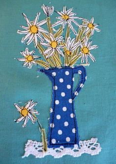Daisies   by Loopy Linnet