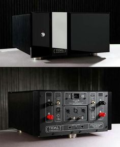 TIDAL Audio Impulse Dual - Mono Amplifier (190W) – $32,290