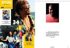 Edição 1 – ATITUDE MAG